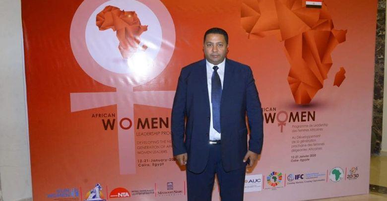 أحمد الشندويلي- أمين العمل الجماهيري بحزب الحرية المصري