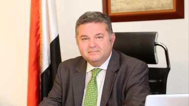 هشام توفيق- وزير قطاع الأعمال