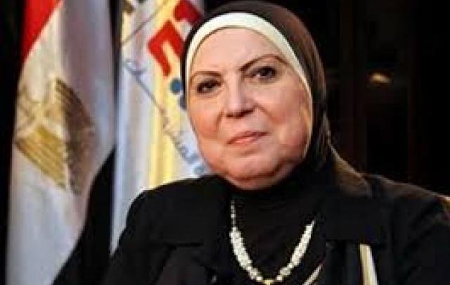 نيفين جامع، وزيرة التجارة