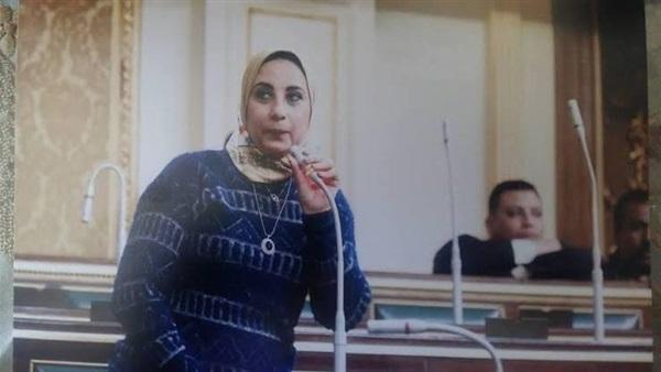 منى الشبراوي- عضو مجلس النواب