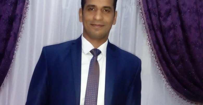 محمد علام- مرشح لعضوية مجلس الشيوخ