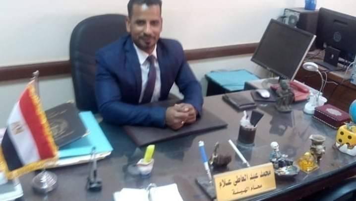 محمد علام- مرشح لمجلس الشيوخ عن محافظة الأقصر
