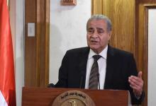 علي المصليحي- وزير التموين