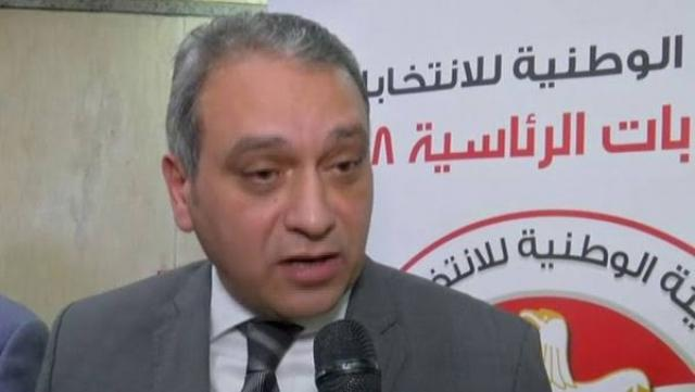 علاء فؤاد- وزير شؤون المجالس النيابية