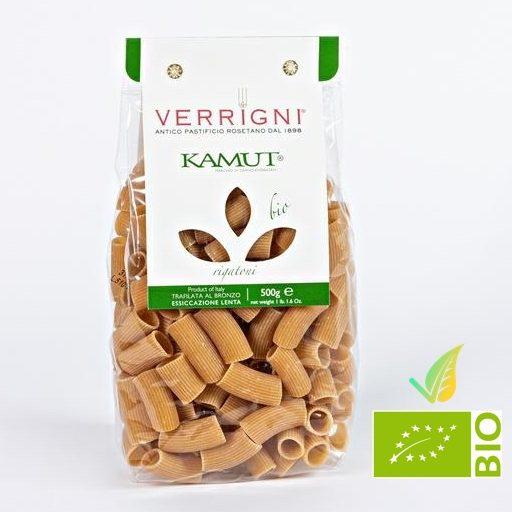 Rigatone Kamut® Semolato Biologico