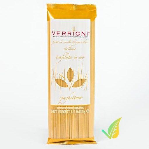 Spaghettoro Trafilato in Oro