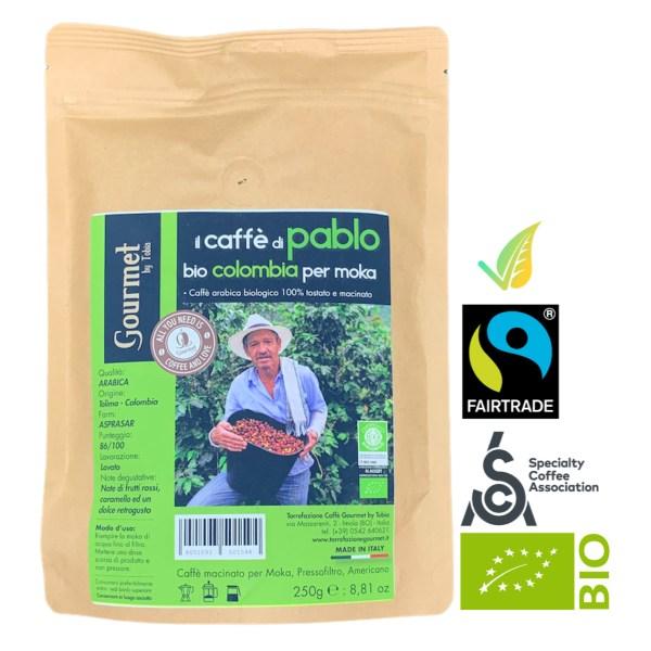 Caffè Monorigine Colombia Biologico 100% Arabica