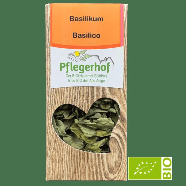 Basilico Essiccato Biologico