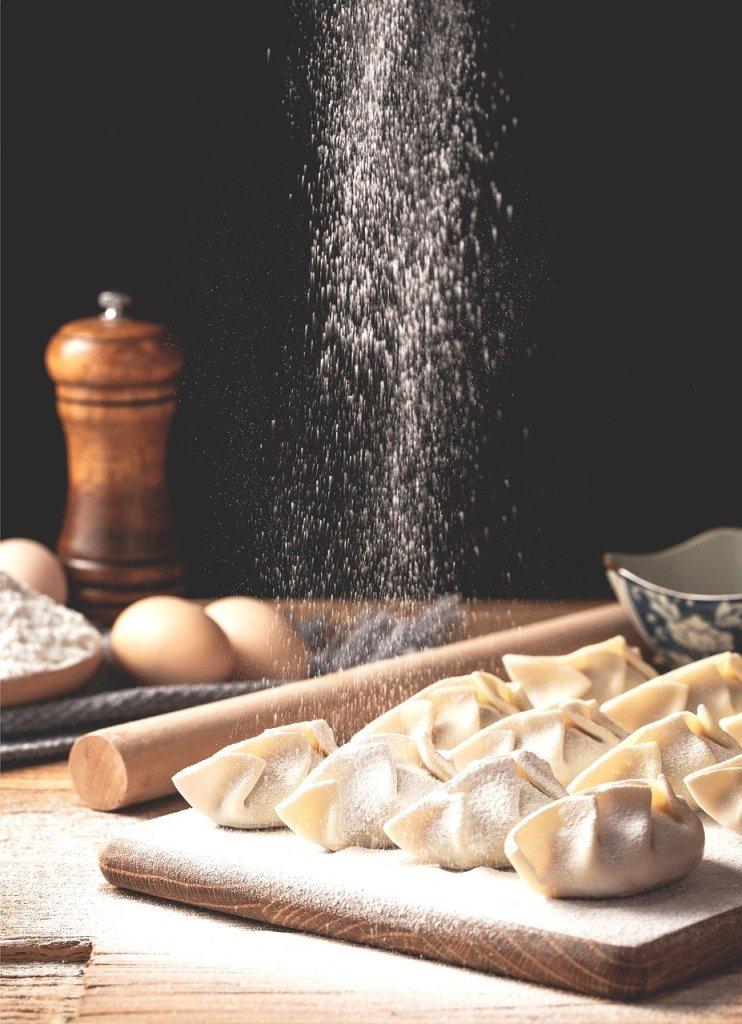 dumplings, chinese cuisine, dimsum