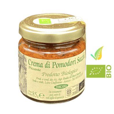 Crema di Pomodori Secchi Biologico