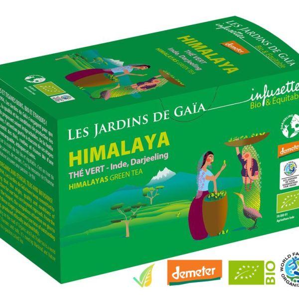 Tè Verde dell'Himalaya Demeter