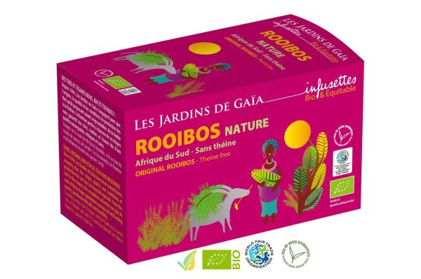 Tè Rooibos Biologico