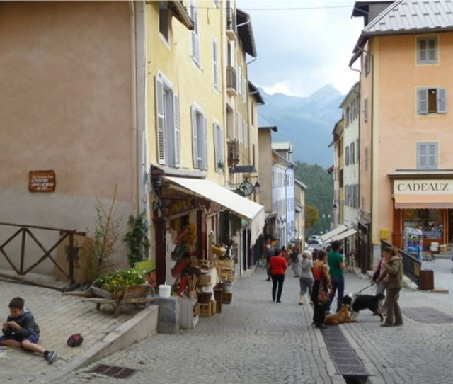 Briancon Old Town