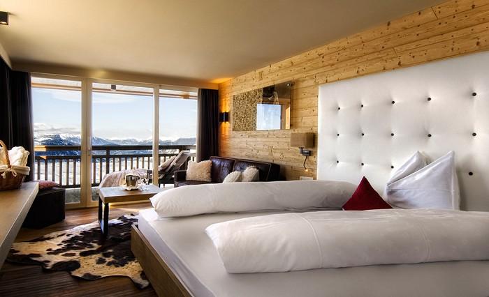 Goldknopf Relax  Active Mountain Hotel sullAlpe di Siusi
