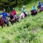 Girls Summer Horse Camp Montana Wyoming Idaho Alpengirl