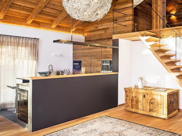 Luxus Ferienhaus fr 10 Personen mit Hund in Liftnhe in Olang