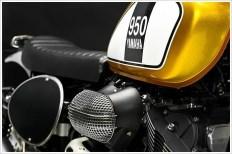 Yamaha XV950 Scrambler Doc Chops