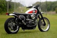 XV950 Scrambler