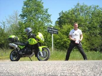 Markus Weber – Col de l'Echarasson (F)