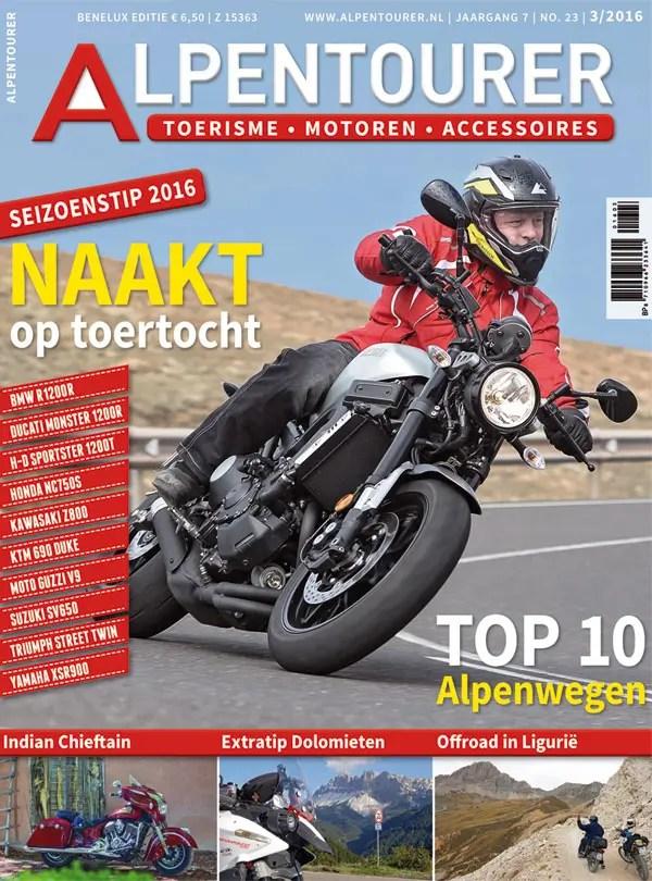 ALPENTOURER Benelux 3/2016