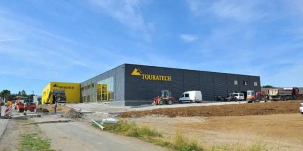Touratech Baustelle