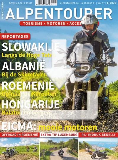 Alpentourer digitaal 1/2020