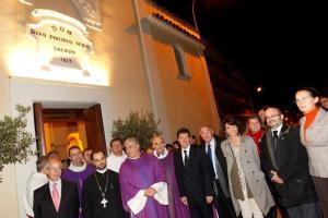 Inauguration des travaux de la Chapelle Saint Philippe