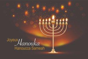 Célébration de Hanoucca – 1er décembre 2013