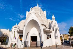 Travaux de restauration de l'Eglise Jeanne d'Arc