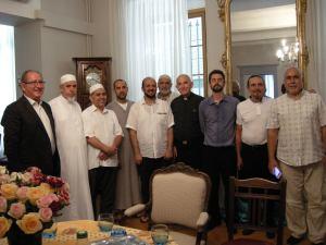 Le Coremam présente ses condoléances à l'Evêque de Nice