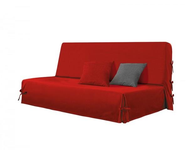 Housse De Clic Clac Stella Rouge 100 Coton