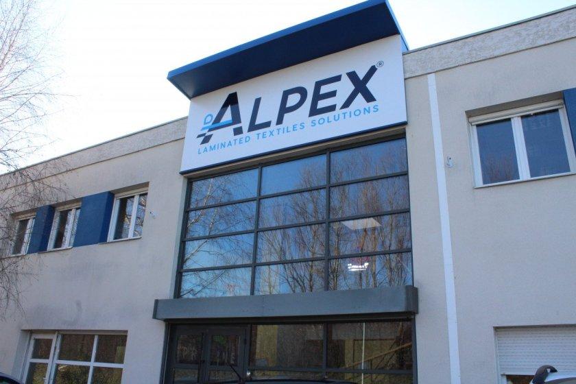 Accueil - Alpex Protection
