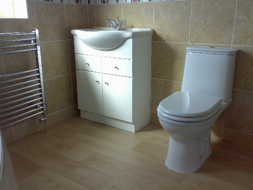 Bathroom Fitter For Nottingham Bathroom Refurbishments