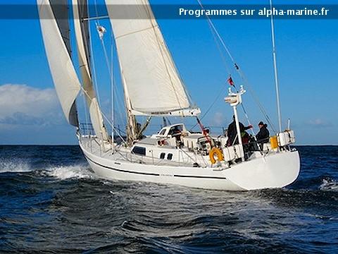 Croisire Voile Lorient 56 Morbihan Voilier Course