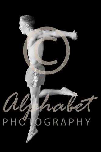 Human Alphabet by Alphabet Photography Inc