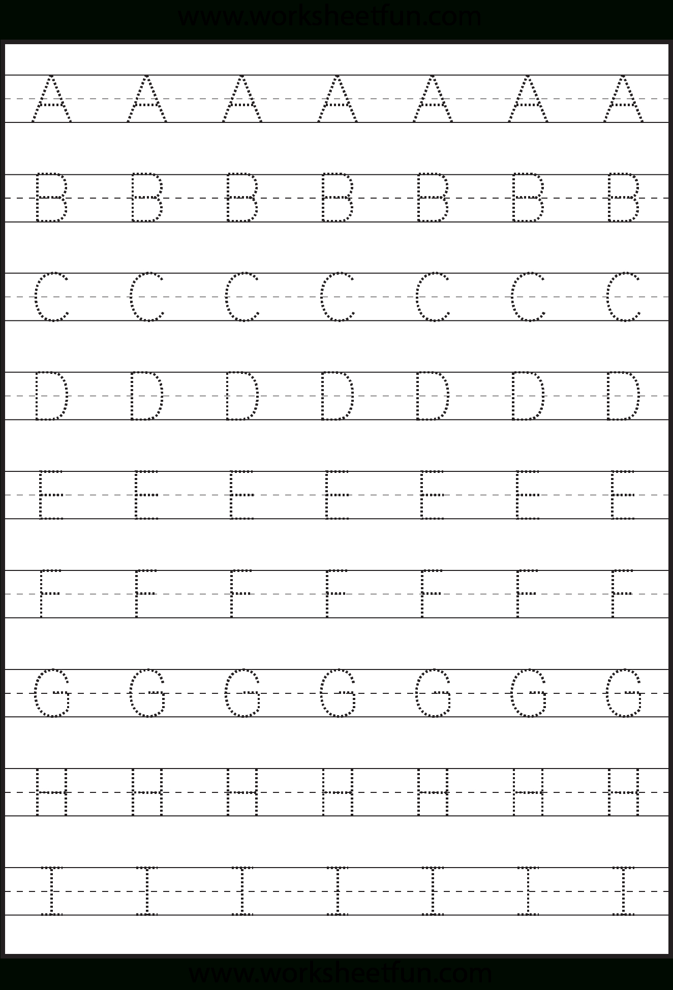 Letter K Worksheets Printable