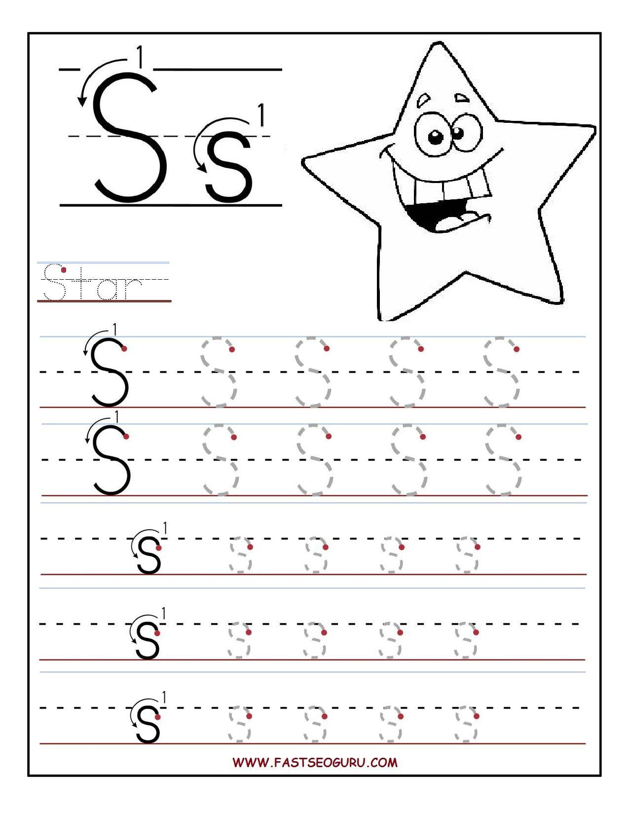 Letter I Worksheets Printable