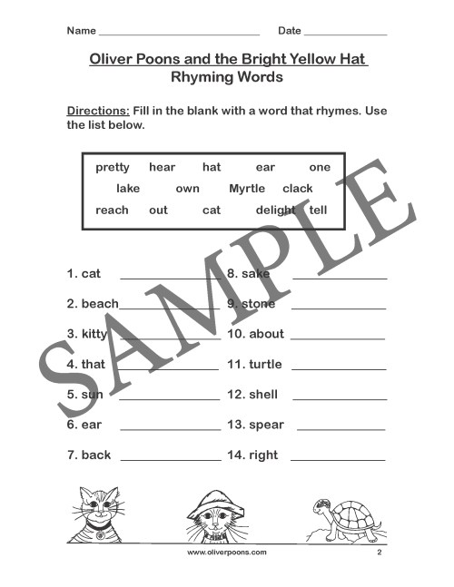 small resolution of Train Rhyming Worksheets   Printable Worksheets and Activities for  Teachers