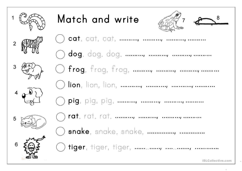 Alphabet Tracing Handout