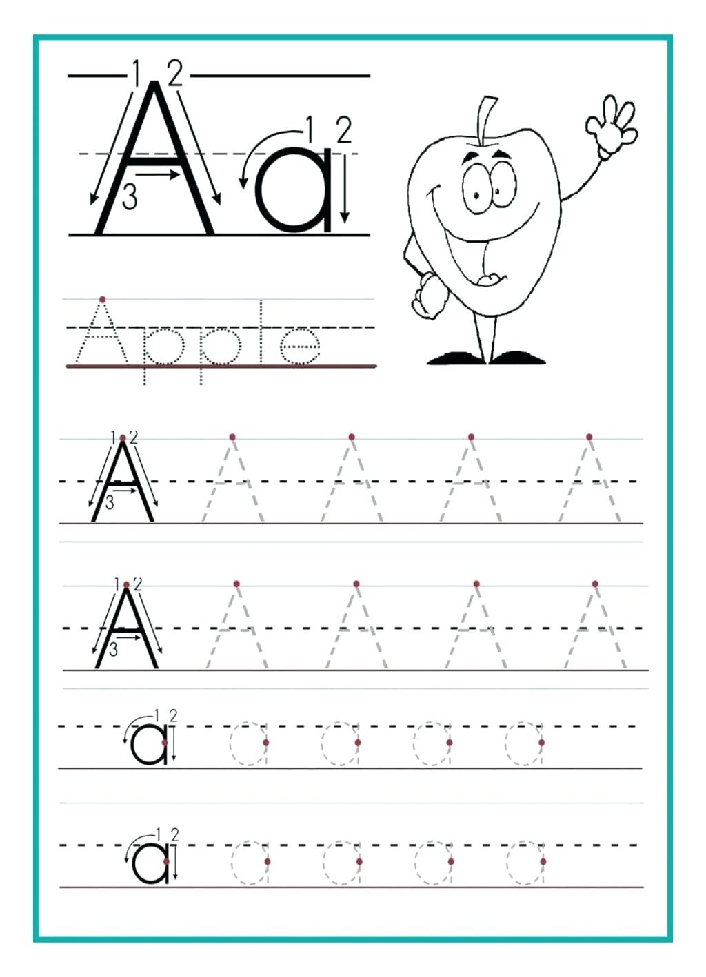 Free Printable Name Tracing Worksheets