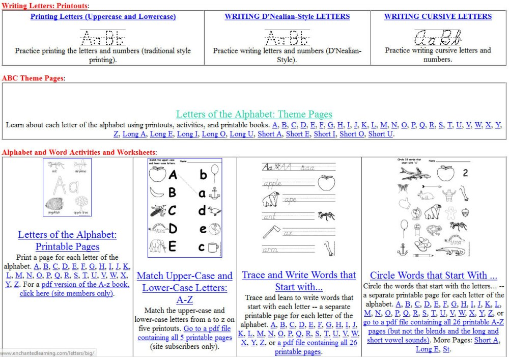 medium resolution of K5 Learning Worksheets Abc   Printable Worksheets and Activities for  Teachers