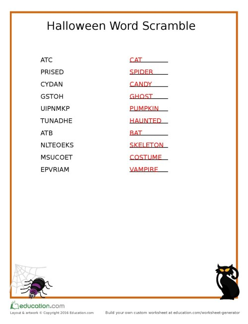 small resolution of Paragraph Scramble Worksheet   Printable Worksheets and Activities for  Teachers
