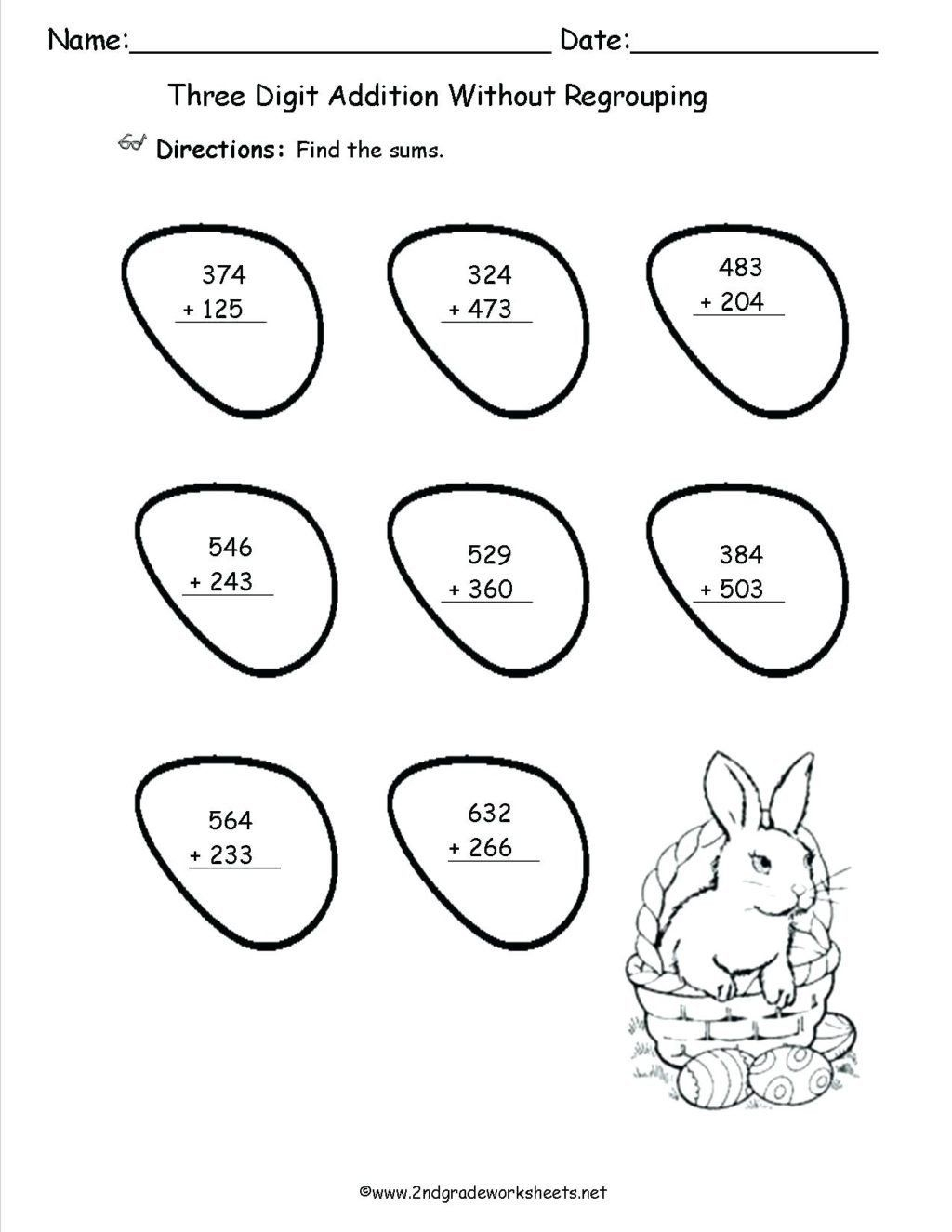 Fun Halloween Worksheets For 3rd Grade