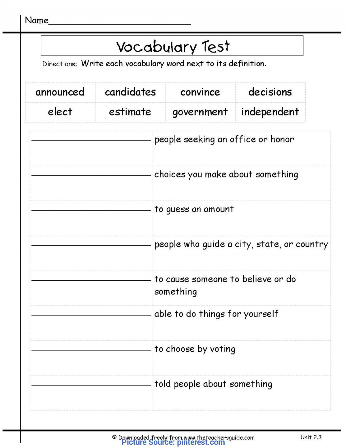 3rd Grade Christmas Language Arts Worksheets