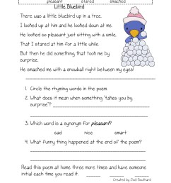 1st Grade Christmas Phonics Worksheet   Printable Worksheets and Activities  for Teachers [ 1553 x 1200 Pixel ]