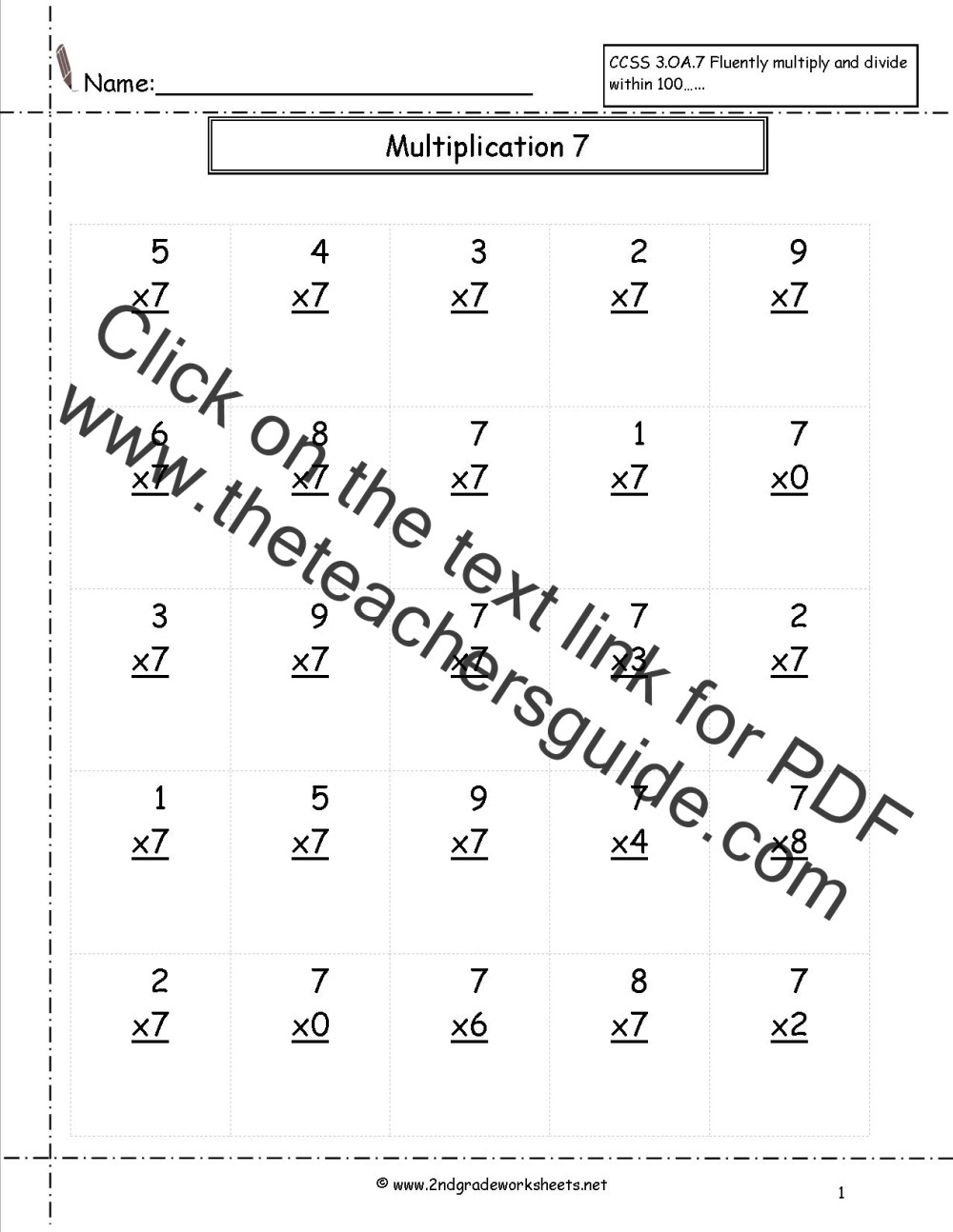 medium resolution of Egyptian Multiplication Method Worksheets   Printable Worksheets and  Activities for Teachers