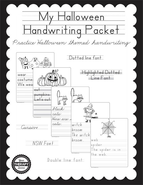 small resolution of Halloween Themed Grammar Worksheets   Printable Worksheets and Activities  for Teachers