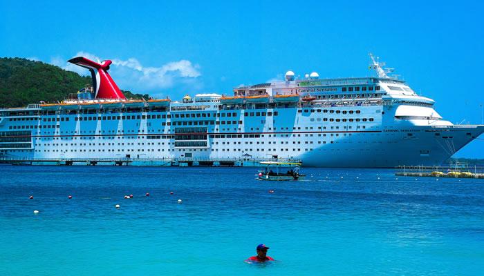 Carnival Kreuzfahrtschiff