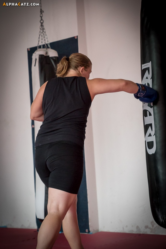 Alphacatz Boxing Training