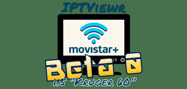 IPTViewr v1.5 'Kruger 60' beta 0